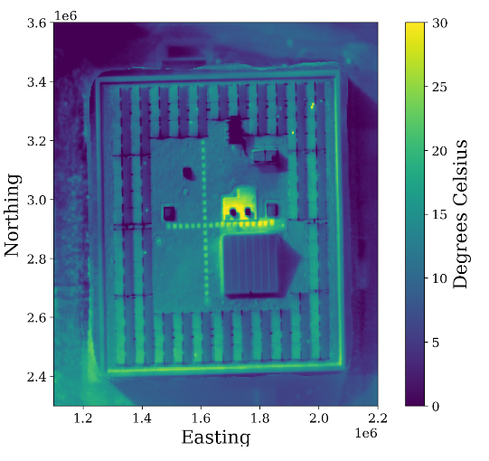 Pix4Dengine - How to process thermal images – Support